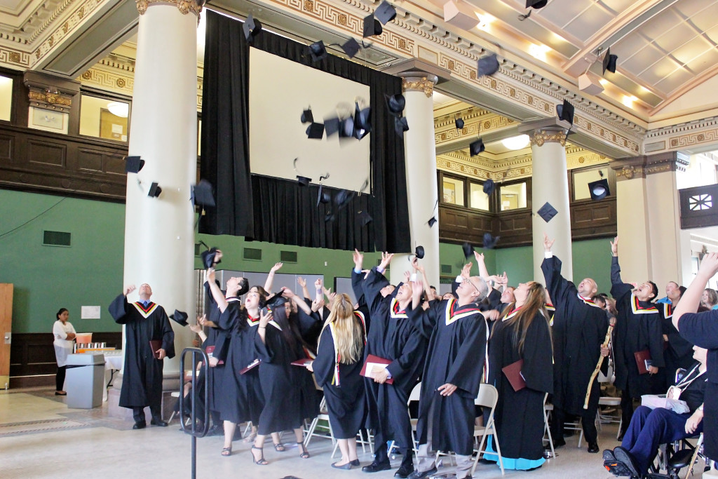 2015 ACC Graduation Ceremony